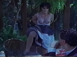 Jeanna Fine Strips To Sheer Light Beige Pantyhose !