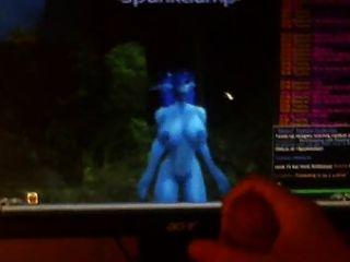 World Of Warcraft Jerk Off 3