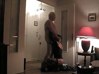 Older Blowjob