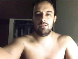 Hot Sexy Latino Guy Gets Naked On Cam