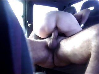 Car Sex With The Door Open