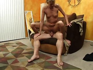 Hot Blonde With A Nice Ass Gets Fucked