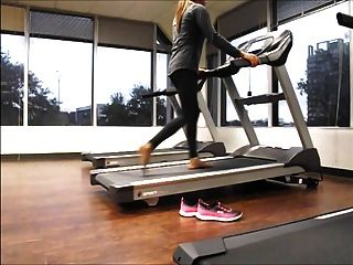 Angelica Marie Rios Workout Voyeur Video