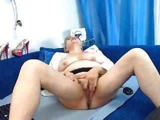 Hairy Russian Granny