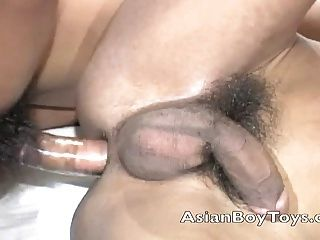 Cute Asian Boy Fucking