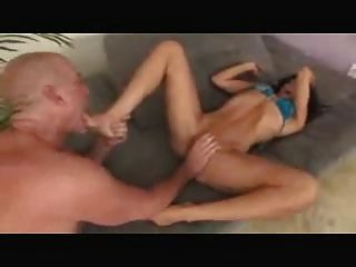 Hot Ricki Gets A Big Cock To Fuck