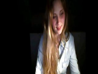 My Hot Friend Marie From Germany On Skype With Me