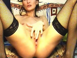 Hot Milf On Webcam Show
