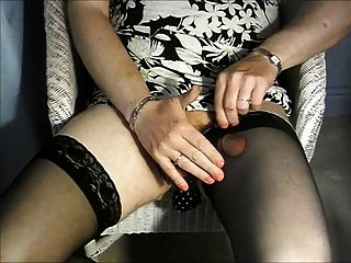 Request For Admirer John. Delicious Stocking Wank