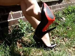 Gianrico Mori Stiletto Outdoor Dangling