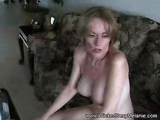 Homemade Sex Funtime With Gilf Melanie