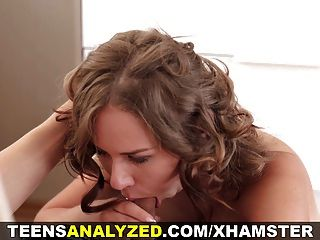 Teens Analyzed - Sensual Sex With Anal Surprise