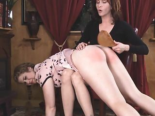 Spanked Otk And Mouth Washed With Soap