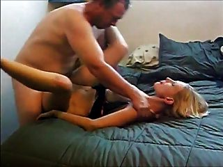 Young Wife Shared With Old Man