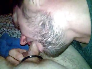 Twink Deep Throats His Buddy And Makes Him Cum Twice