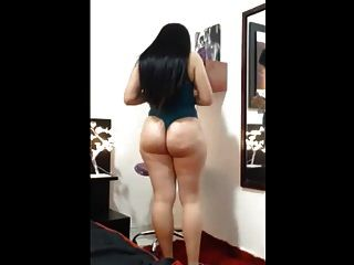 Curvey Egyptian Girl With Sexy Curvey Ass--arab Ass