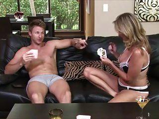 Strip Poker Con Mamma