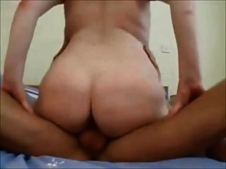 Amateur British Babe Pussy And Ass Fucked