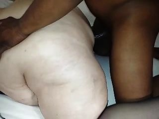 My Bbw Wife Cums And Squirts On Bbc Bulls Cock!