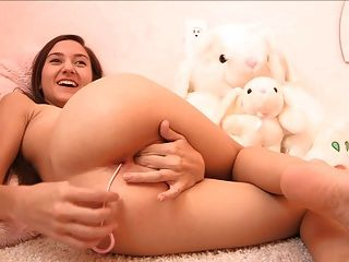 Claire And Her Anal Balls
