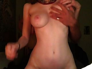 Amateurs, Chick With Big Tits, Have College Intercourse