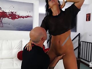 Castingallaitaliana - First Time Anal With Italian Newbie
