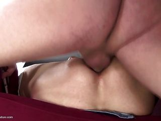 Mother Gets Anal Fuck And Pee To Mouth