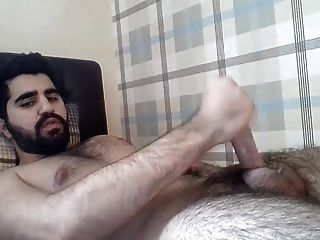 Masturbating Turkey-turkish Bear Fahri Silivri Big Dick Cam