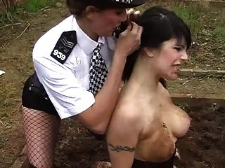 Jane Is A Strapon Cop Scene 1