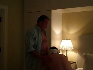 Handsome Big Guy Came To Hotel Room To Load In My Hole