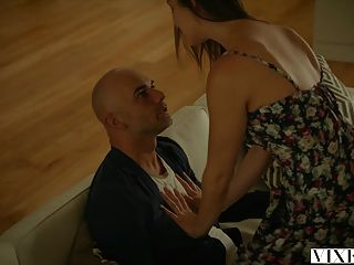 Vixen.com Hot Babysitter Fucked By Her Boss