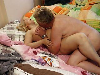 Big Tit Russian Blonde Milf Fuck And Lick