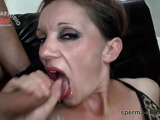 Sperma-studio Cum Trail