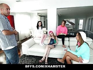 Bffs - Upset Not Father Fucks Babysitter Club