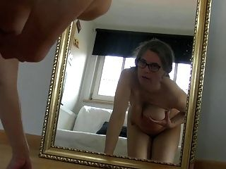 Busty Tina - The Mirror (sc Please Don