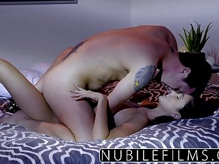 Nubilefilms - Ariana Marie Milks Cum From Hard Cock