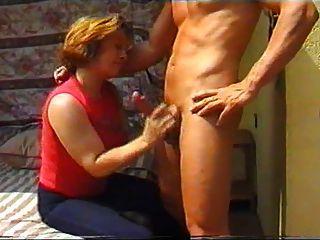 Casting Mature Maria