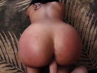Bubble Butt Black Latina!