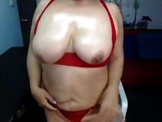 Nice Granny On Webcam R20