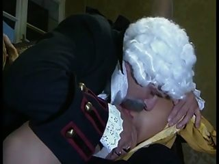 Big Boobs Rococo Orgy