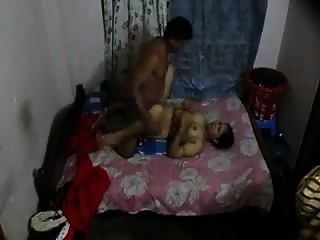 Couple Fucking In The Bedroom