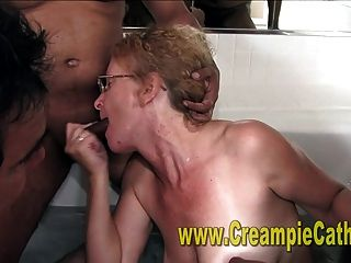 Massive Sloppy Creampie