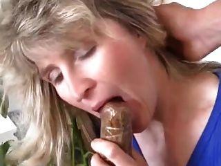 Dirty German Milf