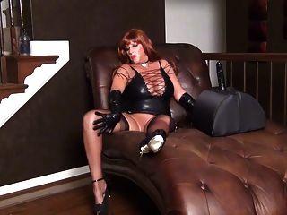 Mistress Samantha Teases You.