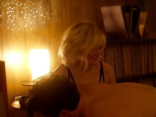 Malin Akerman And Kate Micucci Boobs Lesbian Sex Scene