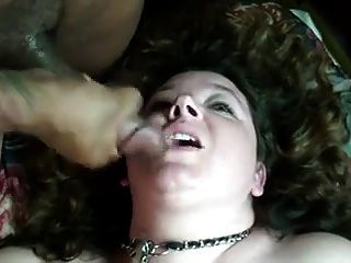 Bbw Throats Long Bbc And Takes A Facial.