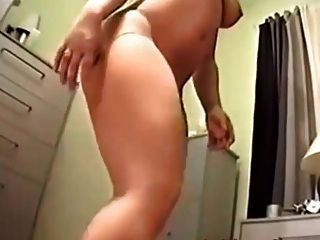 Very Sexy Chubby Wife Shows Off