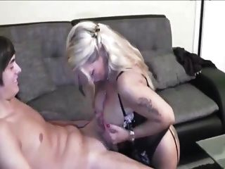 Helping The Hot Milf Next Door