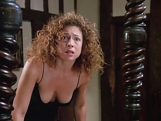 Alex Kingston, Kate Hardie, Vida Garman - Croupier