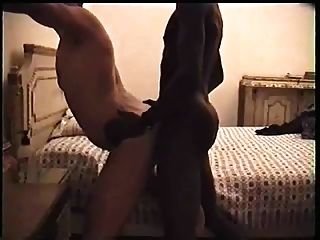 Young Blk Huge Dick Fucks Married White Bttm